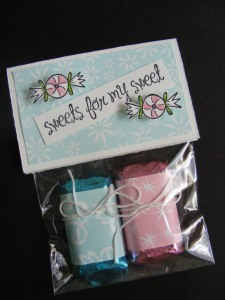 """Sweets for My Sweet"" Treat Bag"