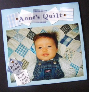 """Anne's Quilt"" by Kandy Fetzer"