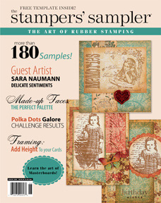 Stamper's Sampler June July