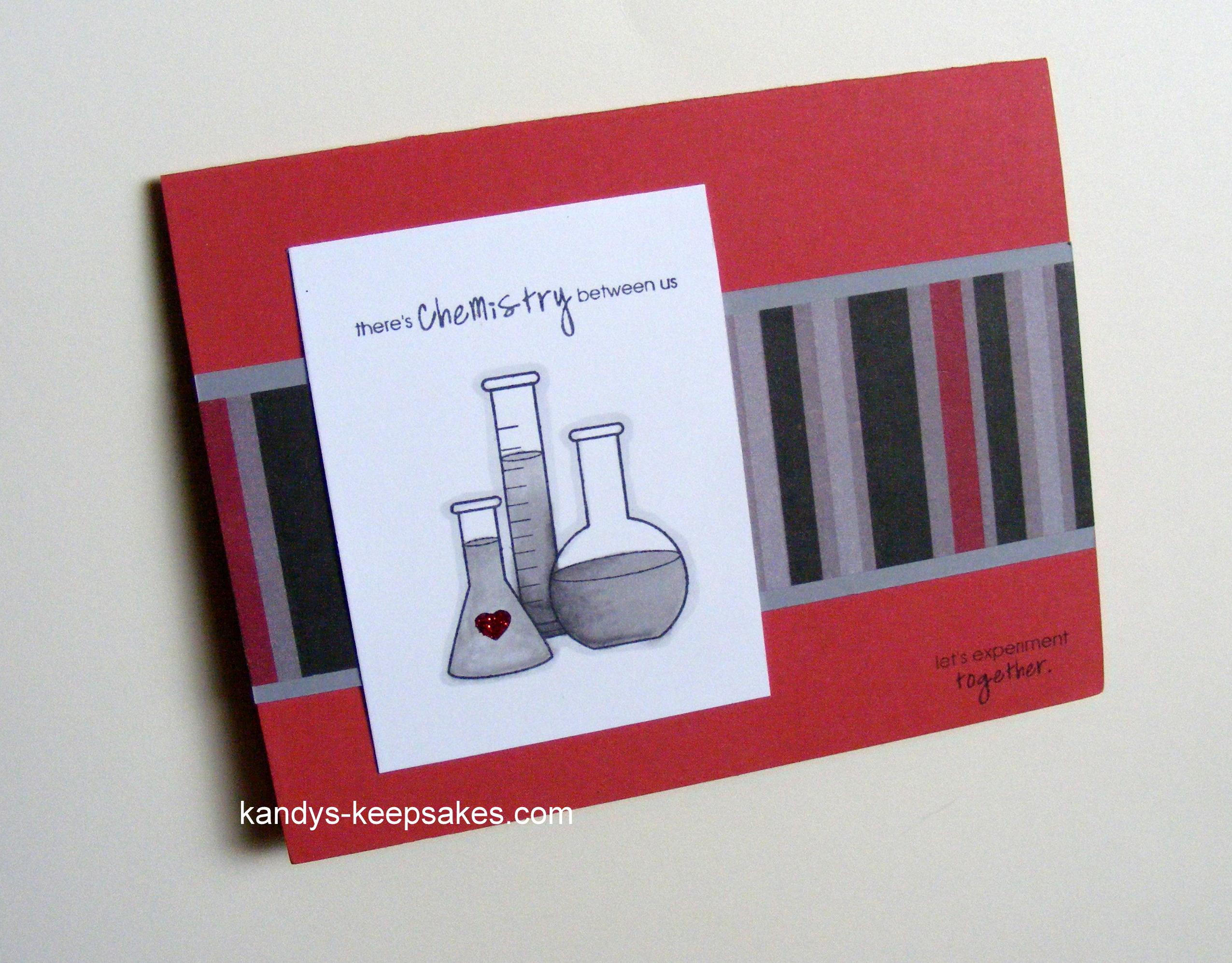 January 2012 – Chemistry Valentines Day Card