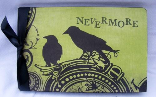 Nevermore Journal Notebook